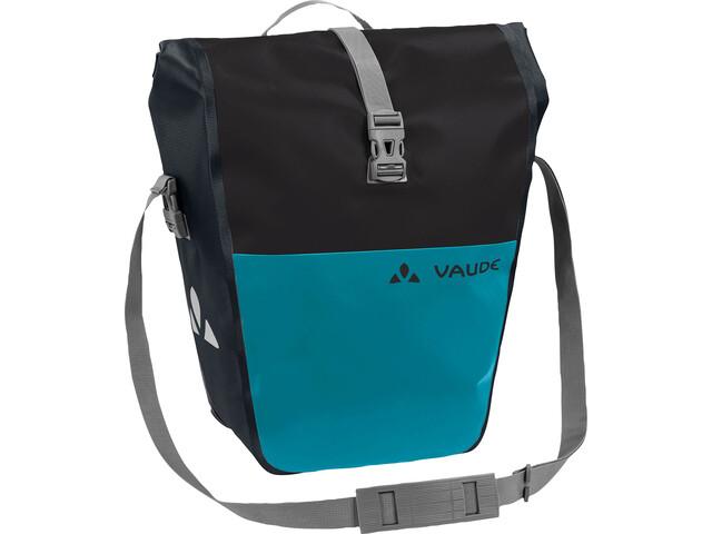 VAUDE Aqua Back Color Sidetaske, black/alpine lake